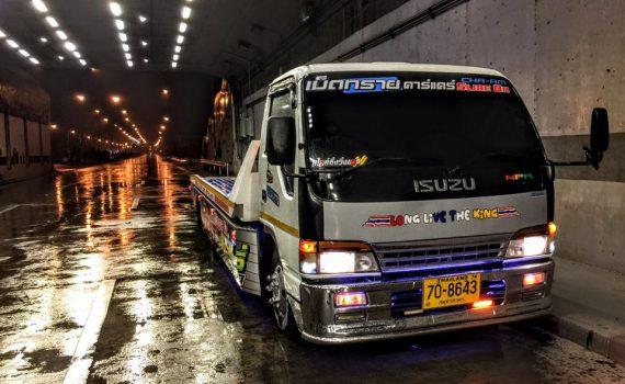 รถยกรถสไลด์ชะอำ บริการรถยกเพรชบุรี รถยกชะอำ ติดต่อได้ 24 ชม (1)