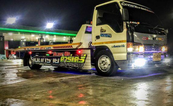 รถยกรถสไลด์ชะอำ บริการรถยกเพรชบุรี รถยกชะอำ ติดต่อได้ 24 ชม (15)