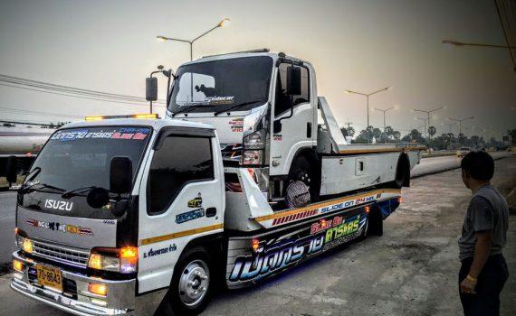 รถยกรถสไลด์ชะอำ บริการรถยกเพรชบุรี รถยกชะอำ ติดต่อได้ 24 ชม (21)